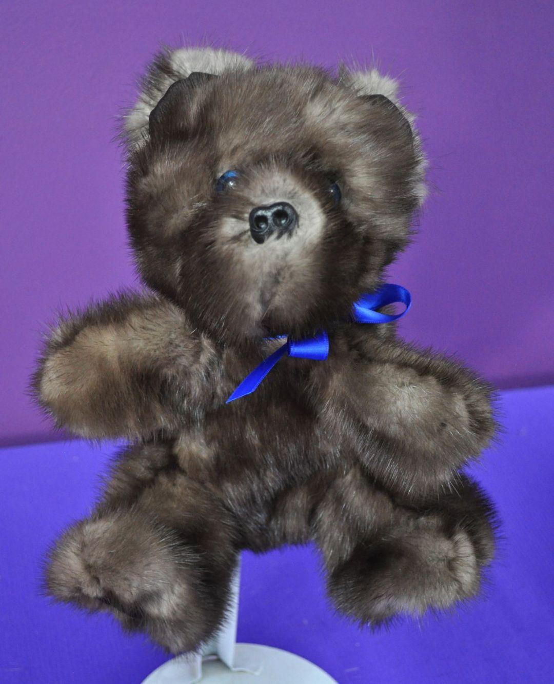 Jeremy Bear Puppet01