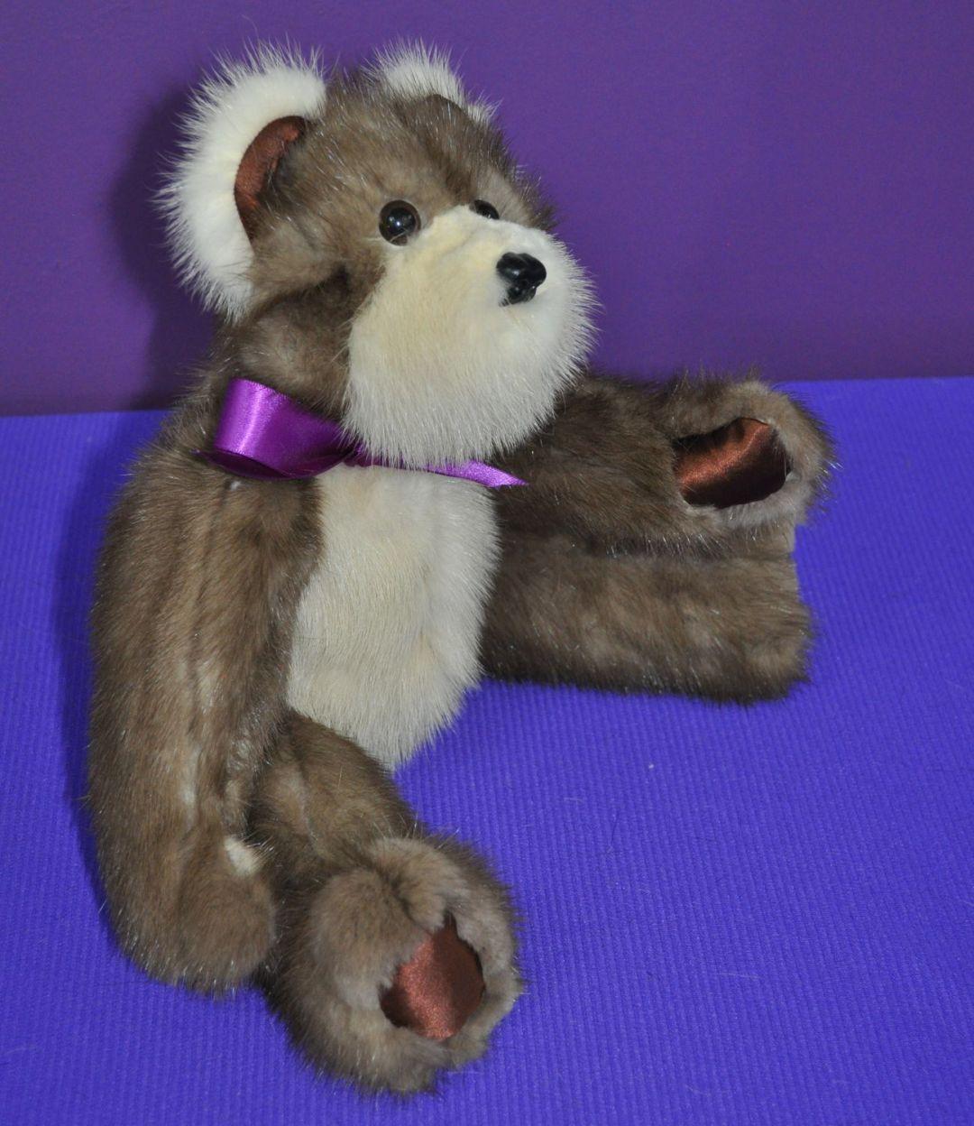 Carrie Mink bear 03
