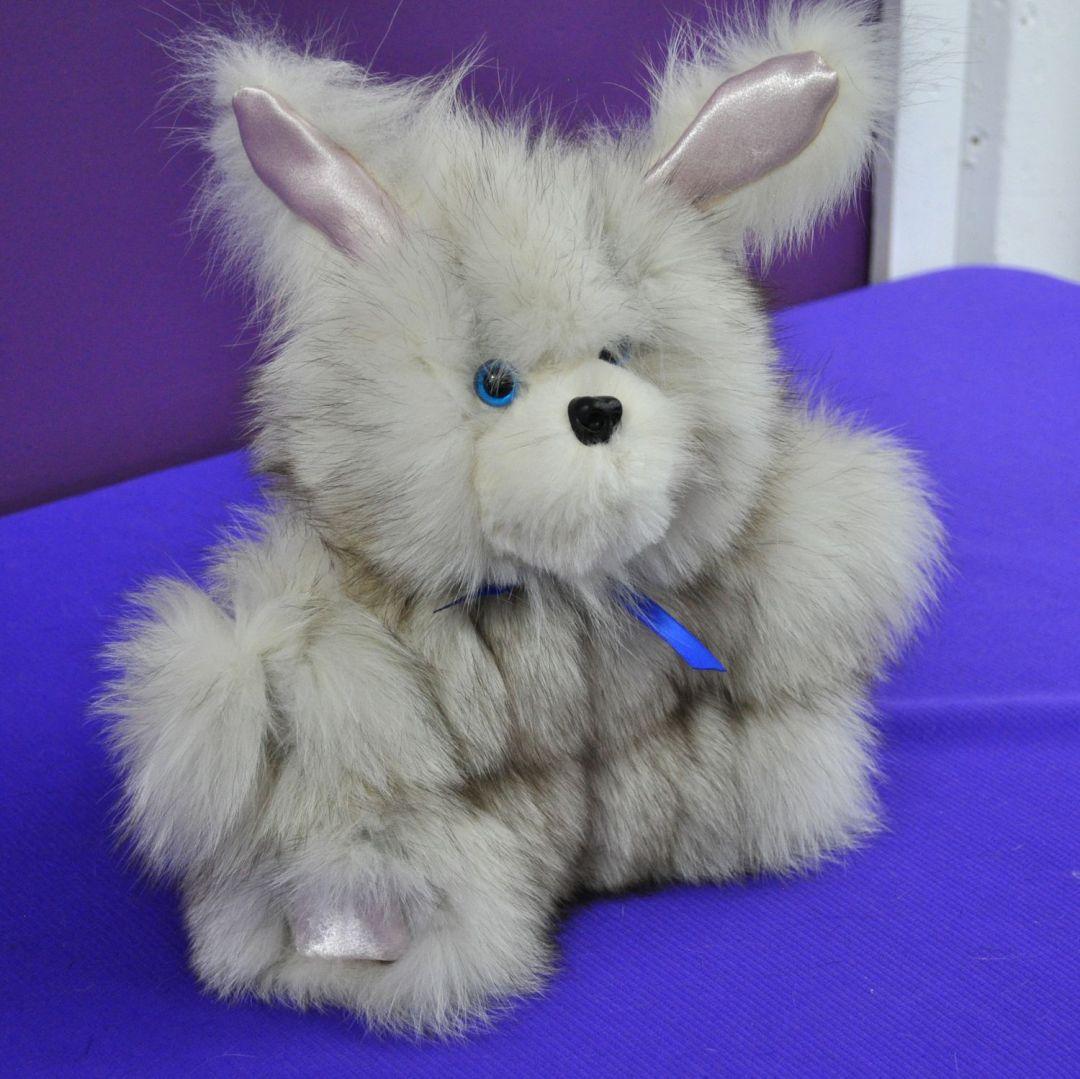 Foxie Fox bunny 03