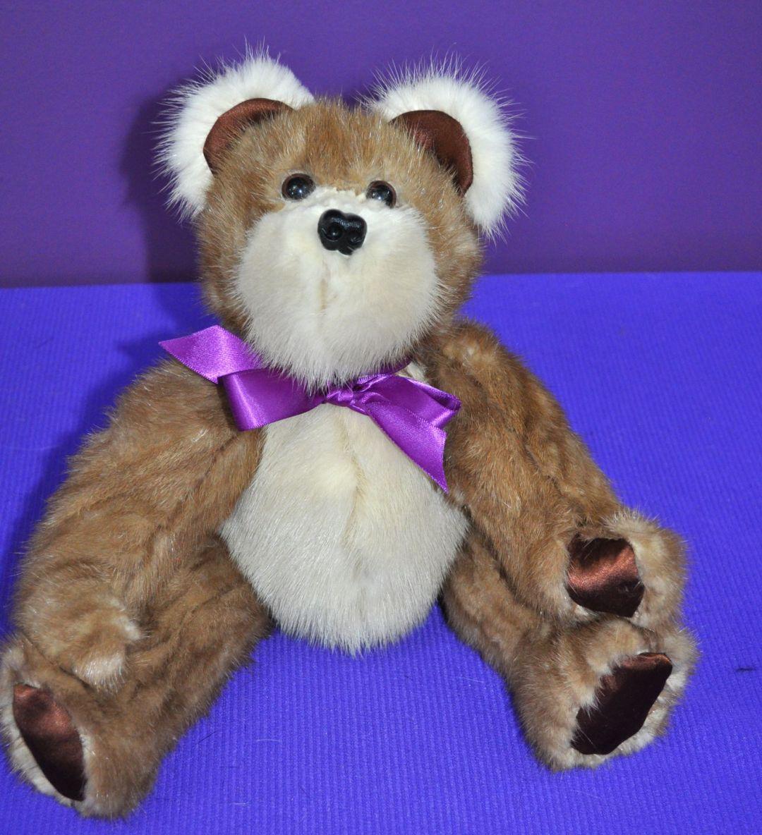 Rusty Mink bear 01