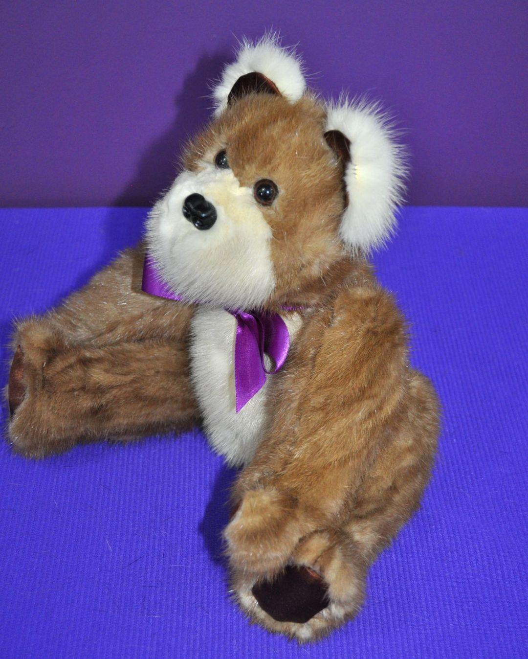 Rusty Mink bear 02