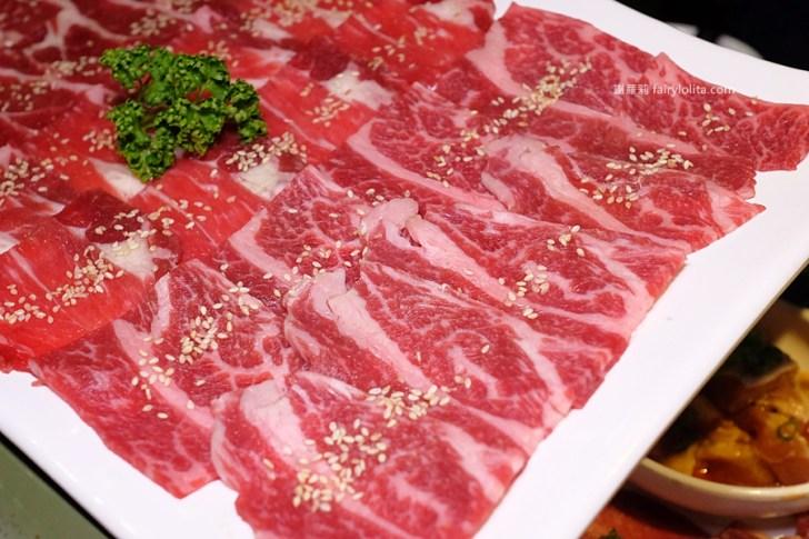 DSCF3154 1 - 熱血採訪 | 台中超市燒肉專賣,大量份雙人套餐就在這!+11元就能嚐世界頂級豬肉(已歇業)