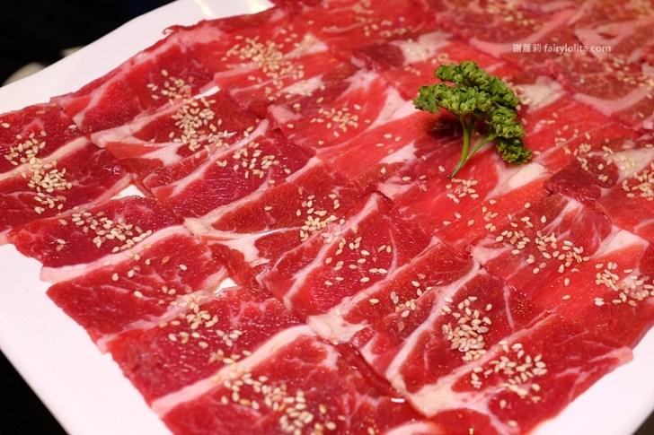 DSCF3155 - 熱血採訪 | 台中超市燒肉專賣,大量份雙人套餐就在這!+11元就能嚐世界頂級豬肉(已歇業)
