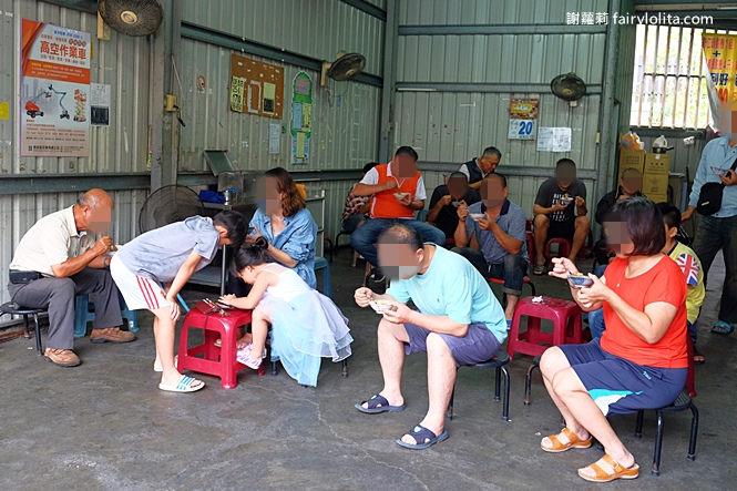 31114525447 9bee150017 b - 涼傘樹肉圓 | 一天只賣3小時,還沒開店就瘋狂大排隊,撲空三次終於吃到它!