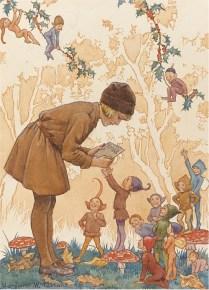 The Brownie's Christmas Card