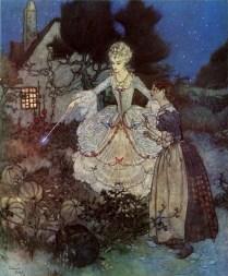 Cinderella - Edmund Dulac
