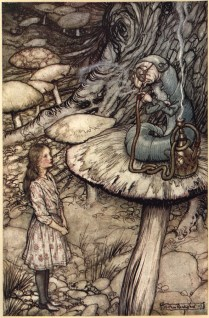 Alice In Wonderland - Arthur Rackham
