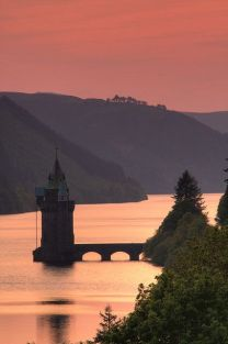 Lake Vyrnwy Castle
