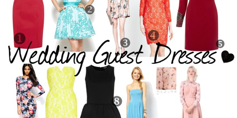 Guest Post: What To Wear To A Wedding