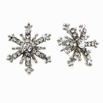 winter bridal jewelry