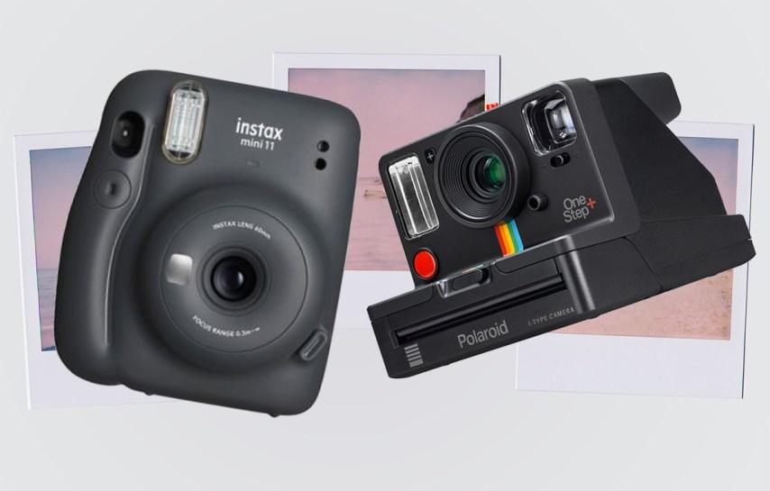 choisir polaroid ou instax