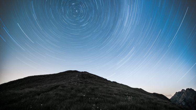 circumpolaire astrophotographie photo