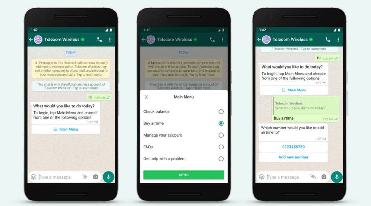 Read more about the article Facebook F8: WhatsApp Business API adds more support for types of messages