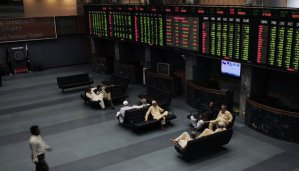 Read more about the article KSE-100 ignores noise on MSCI downgrade