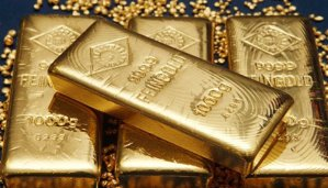 Read more about the article Gold retreats in line with international market