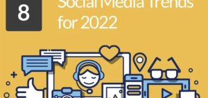 Read more about the article 8 Social Media Marketing Trends and Predictions for 2022 and Beyond [Infographic]