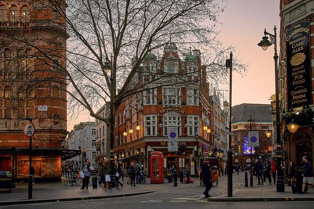 Londres capitale