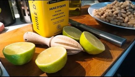 huile d'olive veggie food défi