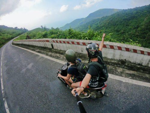 couple à moto