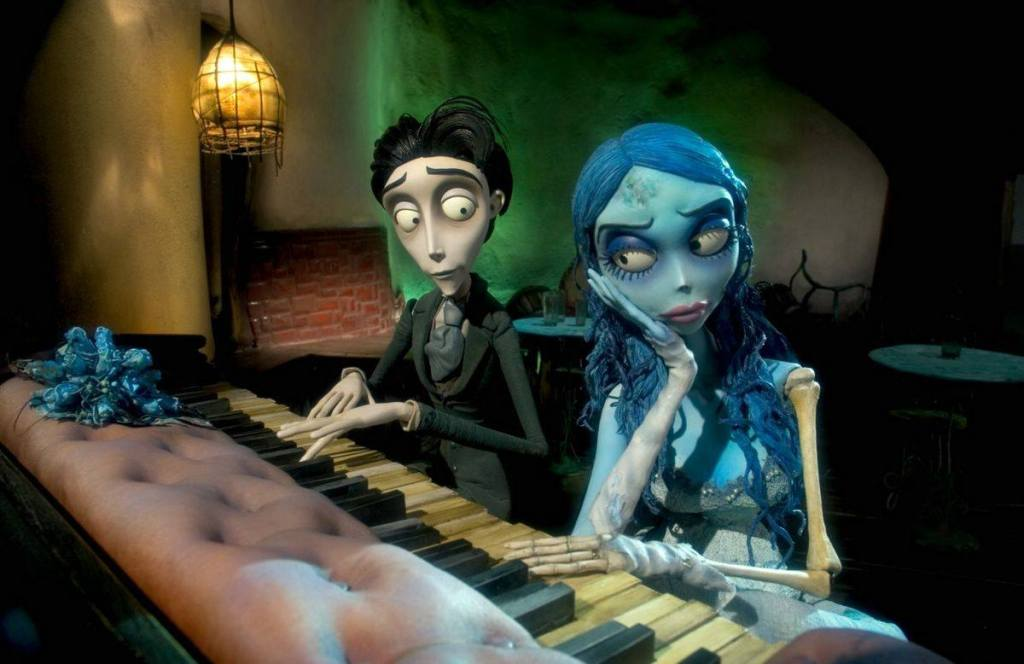 Les Noces Funèbres de Tim Burton - Critique sur Fais pas Genre !