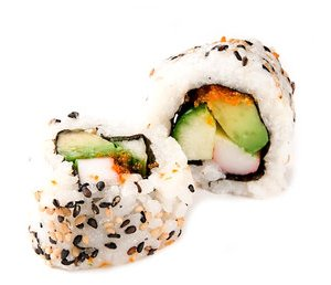 Le california roll