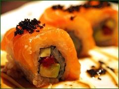 Le saumon américain