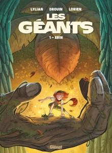 Les géants - Tome 1 - Erin - Lylian - Drouin - Lorien
