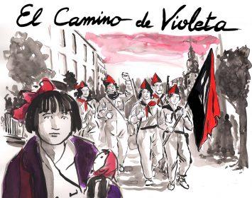 El camino de Violeta - Concert Dessiné - Cenon - En PréamBulles - Faites des Bulles