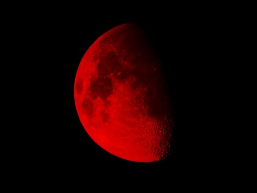 Blood Moon for April 15 2014