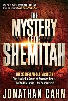 Cover - The Mystery of the Shemitah