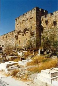 The Eastern Gate of Jerusalem--The Gateway to the Kingdom of God