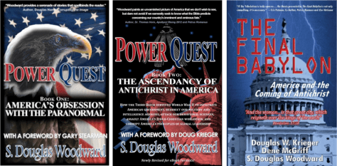 POWER QUEST BOOKS AND THE FINAL BABYLON ON SALE ON KINDLE $5.99 EA.