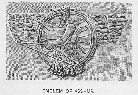 ASSHUR -- IS THIS A PERSONAL NAME FOR NIMROD OR A PLACE NAME FOR ASSYRIA?