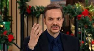 Frequent Guest on the Jim Bakker Show, Michael Snyder