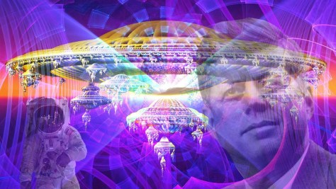 Flying Saucers and JFK - The Link between the Two Greatest Conspiracy Theories