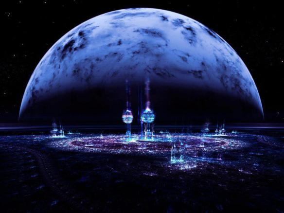 Can Remote Viewers See Civilizations on Other Worlds?