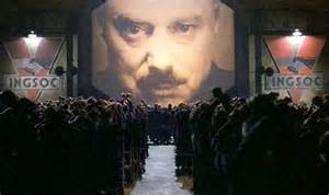 BIG BROTHER IS WATCHING - AND FILLING OUR MINDS WITH LIES