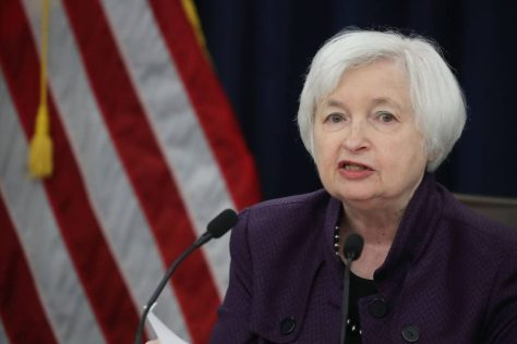 JANET YELLEN, FED CHAIRWOMAN