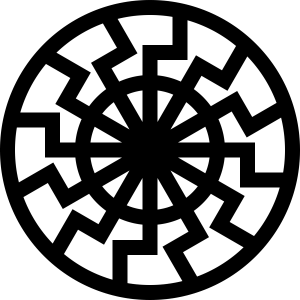 THE BLACK SUN, A FAVORITE OF HEINRICH HIMMLER AND THE SS