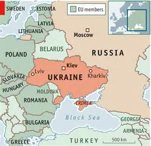 UKRAINE: THE FUSE TO WAR?