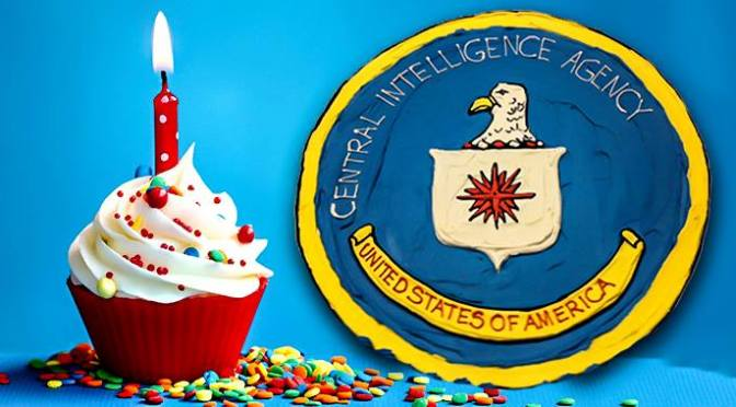 THE DIRTY DOZEN DEEDS DONE BY THE CIA — CELEBRATING 70 YEARS OF NEFARIOUS ACTIVITY