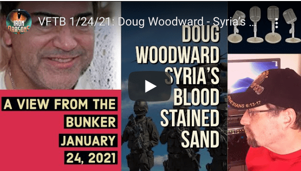 HERE WE GO AGAIN: U.S. TROOPS TO SYRIA. DEREK AND DOUG DISCUSS.