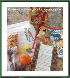 Activity: A Surprise Visit from Saint Nicholas!