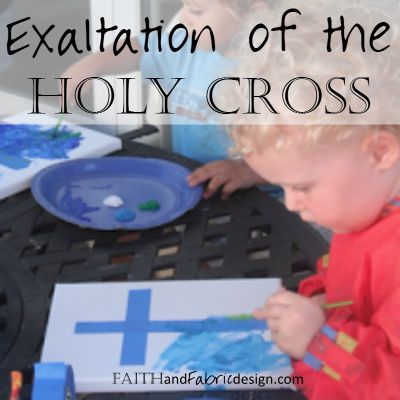 Feast of the Exaltation of the Holy Cross Activity
