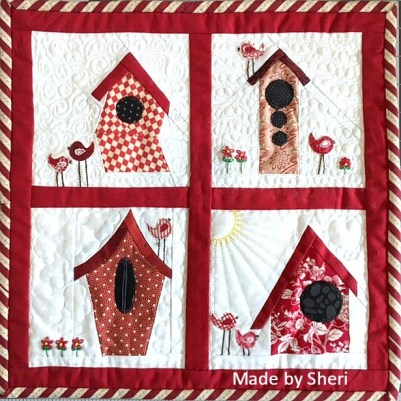 Birdhouse Pattern from Sheri 2