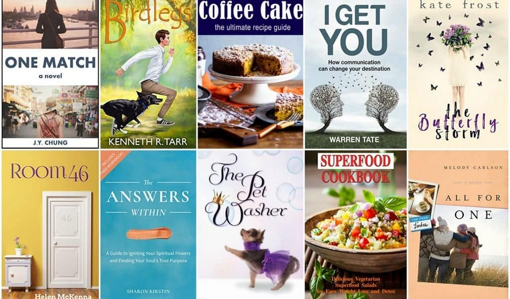 10 Free Kindle Books 4-25-17 faithandfamilyfun.com