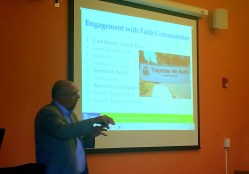 Habitat is seeking greater partnership with Faith Communities