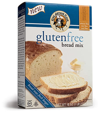 King Arthur Gluten Free Bread Mix