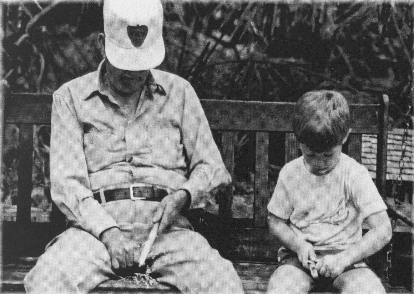 Whittling-with-Grandpa