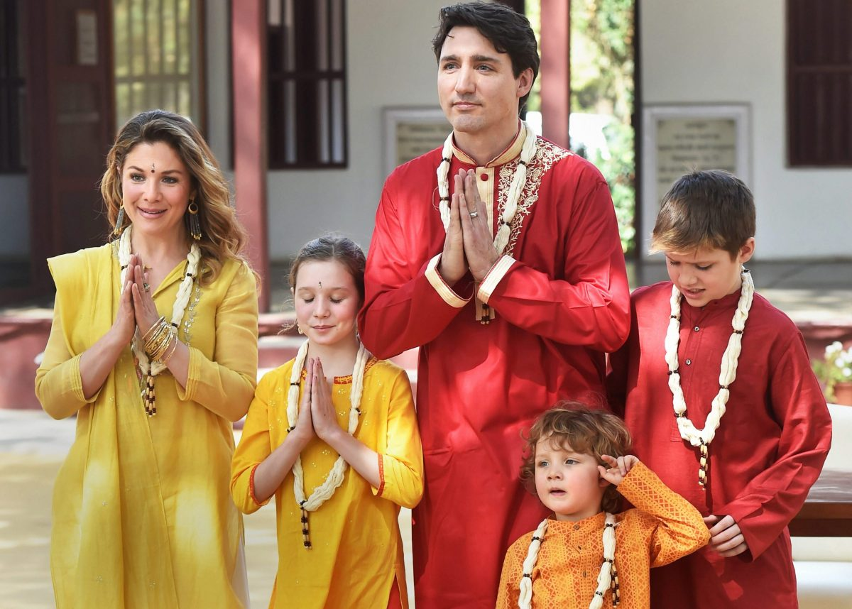 Family Vacation India